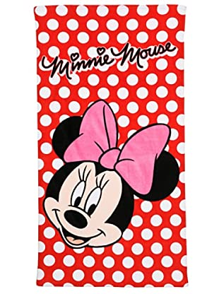 Disney Strandtuch Minnie Pois