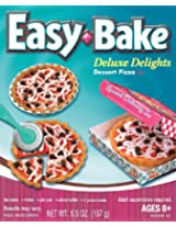 Easy Bake Dessert Pizza