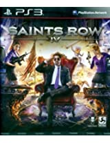 Saints Row Iv 4 International Language Edition (English, Spanish, French, German) Play Station 3 Ps3 Game [Play Station 3]