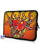 Generic Carry Case Cover Sleeve for Apple iPad Mini Google Nexus 7 Samsung Galaxy Tab Blackberry Playbook HCL ME Huawei Mediapad Lenovo Ideapad Micromax Funbook Asus Memo Karbonn Smart 7 inch Tablet Black_A7T2046180