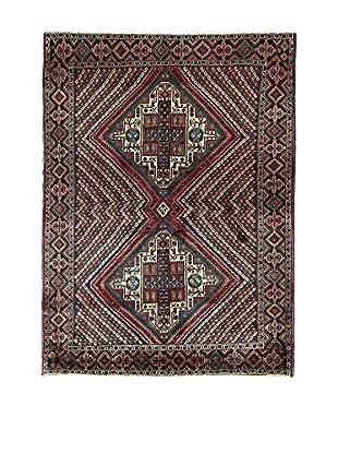 L'Eden del Tappeto Teppich Shahre Babak mehrfarbig 195t x t144 cm