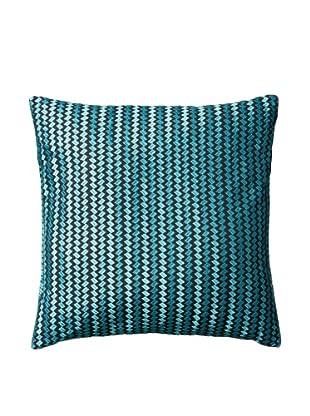 Kas Indio Pillow (Teal)