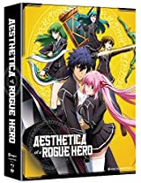 Aesthetica of a Rogue Hero: Complete Series (Limited Edition Blu-ray/DVD Combo)