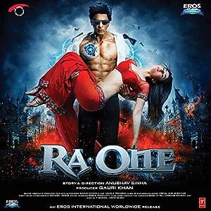 Ra One Hindi Movie-DVD