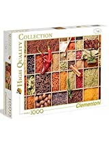 Spices Jigsaw Puzzle, 1000 Pieces, Made in Italy