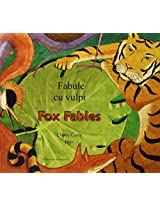 Fox Fables in Romanian and English (Fables from Around the World)