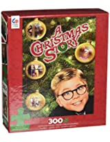 Ceaco Warner Brothers A Christmas Story Oversized Holiday Puzzle (300 Piece)