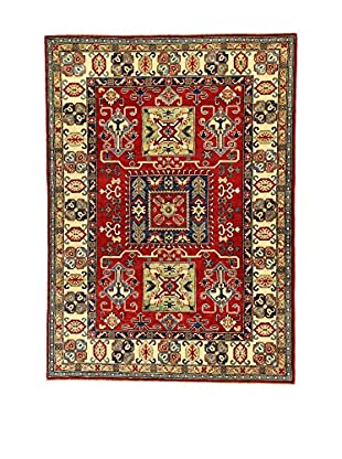 L'Eden del Tappeto Teppich Uzebekistan Super mehrfarbig 240t x t171 cm