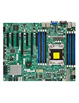 Supermicro MBD-X9SRL-F-O Retail Motherboard (Intel C602 Chipset, SATA, IPMI, Single Socket)