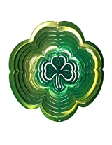 Next Innovations EMSHAMG/Y PB Green and Yellow Shamrock Eycatcher, Medium