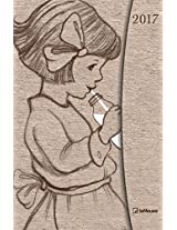 2017 Belle & Boo Diary - teNeues Small Magneto Diary - Character - 10 x 15cm
