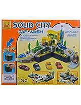3D puzzle- Solid city(MEDM048)