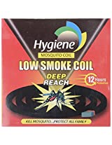 Hygiene 12 Hrs Deep Reach mini Jumbo Green Mosquito Coil (Pack of 10)