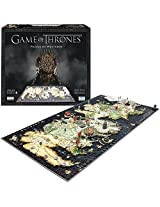 Game Of Thrones 3 Dimensional 3 D Puzzle Of Hbo George Rr Martins Westeros