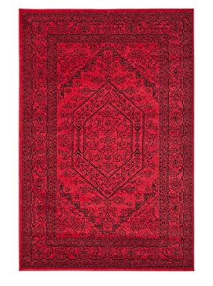 Safavieh Adirondack Rug (Red/Black)