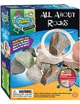 Scientific Explorer All About Rocks Kit
