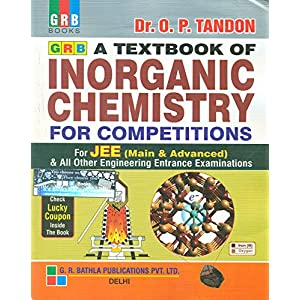 New Pattern Textbook of Inorganic Chemistry for Competiotions (JEE Main & Advanced )