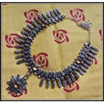 [N16GS_021] German Silver Necklace 21
