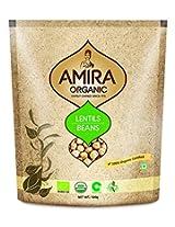Amira Organic Kabuli Chana, 500g