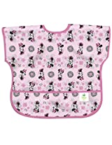 Bumkins Disney Baby Waterproof Junior Bib, Minnie Spring, 1-3 Years