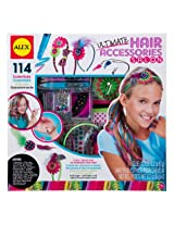 ALEX Toys Spa Ultimate Hair Accessories Salon Craft Kit