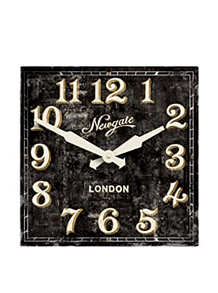 Newgate The Barbers Clock, Black