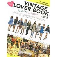 VINTAGE LOVER BOOK 2013年Vol.2 小さい表紙画像
