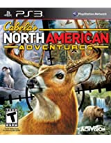Cabela's North American Adventures 2011 (PS3)