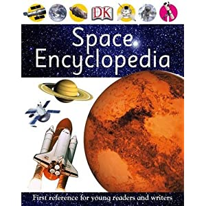 Space Encyclopedia (First reference for young readers and writers)