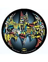 Licenses Products DC Comics Batman Multi Natgirl Logo Sticker