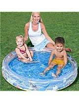 Ocean Life 2-Ring Pool( 122 cm x 20 cm )