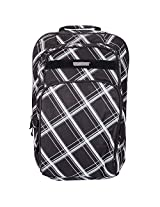 Reebok Checkered Laptop Backpack Black Z11830