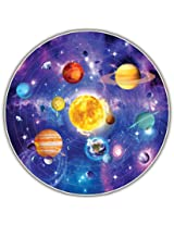 Kids' Puzzle of the Solar System (50 Piece)