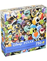 Ceaco The Disney Collection Pixar Buttons Puzzle (750 Piece)
