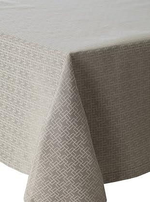 Garnier-Thiebaut Puzzle Tablecloth, Beige (Beige)