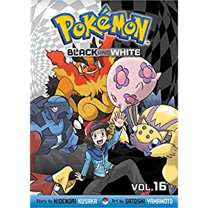 Pokémon Black and White, Vol. 16 (Pokemon)