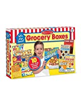 Let's Play House - Grocery Boxes