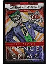 Batman Dc Comics Joker Patch By Batman