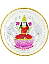 LGW Goddess Lakshmi Silver Precious Coin for Unisex (20Grams)
