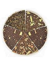 Assorted Chai Teas - 5 Finest Collection of Chai Teas- 25 Servings - 1.76oz 50gm - Perfect Tea Sampler Gift Set