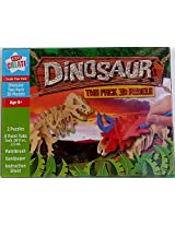 Kids Create Dinosaur 3 D Models (2 Per Box)