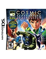 Ben 10: Ultimate Alien Cosmic Destruction (Nintendo DS) (NTSC)