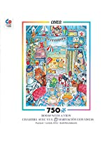 Ceaco Room With A View Wish You Were Here Puzzle (750 Piece)