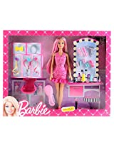 BARBIE SALOON STYLIST