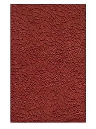 Momeni Gramercy Rug, Red, 5' x 8'