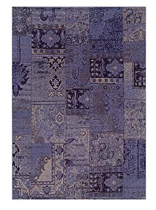 Granville Rugs Vintage Rug (Purple/Multi)