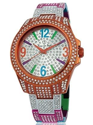 Hugo Von Eyck Reloj Amazing HE118-015_Plata / Marrón
