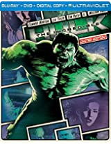 The Incredible Hulk (SteelBook) (Blu-ray + DVD + Digital Copy + UltraViolet)