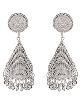 Aadyaa Collections Gold Plated Jhumki Earring for Women