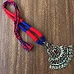 vintage afghan pendant neckchain - NRBSEN624
